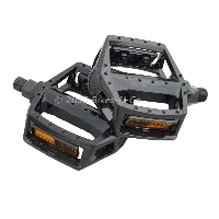 Alloy Platform Pedals 9/16 - Black or Alloy Finish