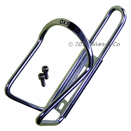 Alloy Bottle Cage in Black or Silver