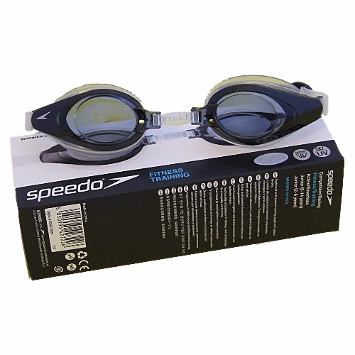 Speedo Mariner Optical Corrective Prescription Swimming Goggles