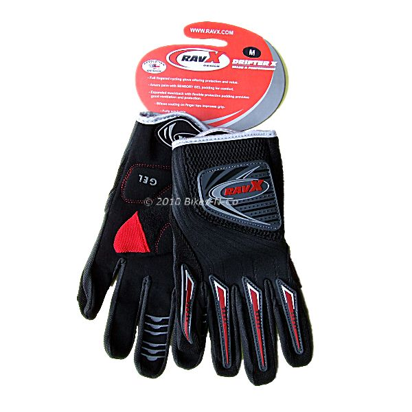 Drifter-X Cycling Gloves from Rav-X