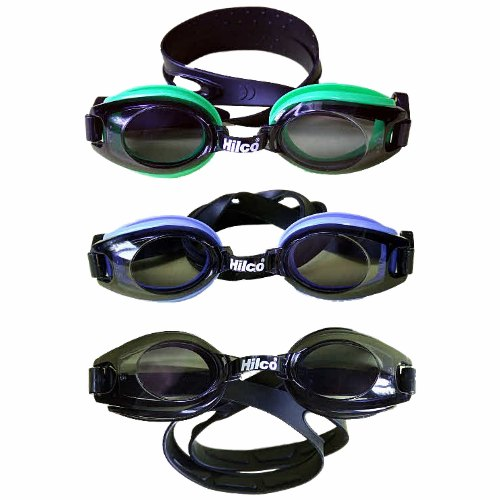 Hilco Vantage Rx, Kids Optical Corrective Swimming Goggles