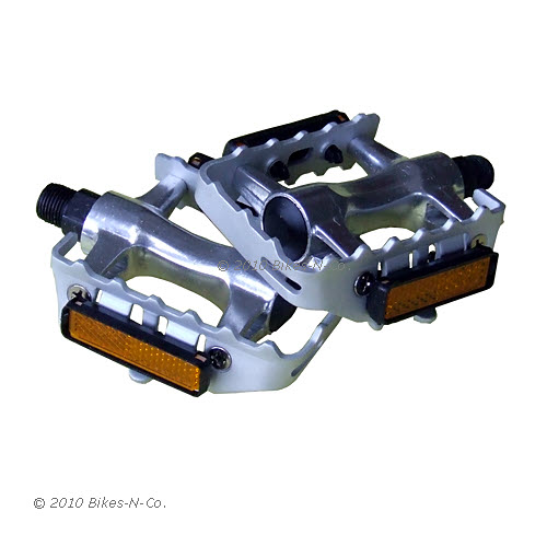 Premier 2-Part Alloy Mountain, Road or Racing Bike Pedals